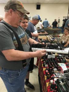 gun show scopes